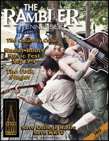 1st Issue of The Rambler Zine