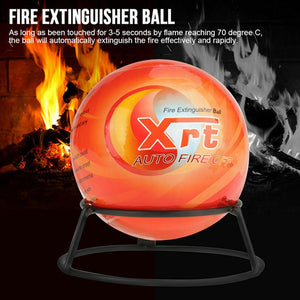 Fire Extinguisher Ball Anti-Fire Ball