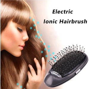 Ionic Hairbrush Modeling Styling Hairbrush