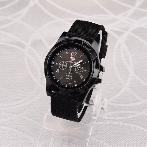High Quality Quartz Movement Men sports watch Casual wristwatches