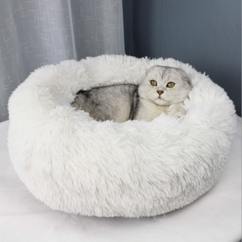 Best Cat Bed 2020 Marshmallow Cat Bed - Soft, Comfy and Fluffy!