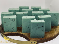 Peppermint Handcrafted Organic Artisan Soap