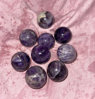 Small Amethyst Sphere