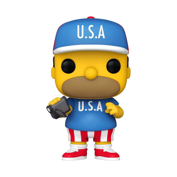 Simpsons USA Homero Pop! (Pre-Orden)