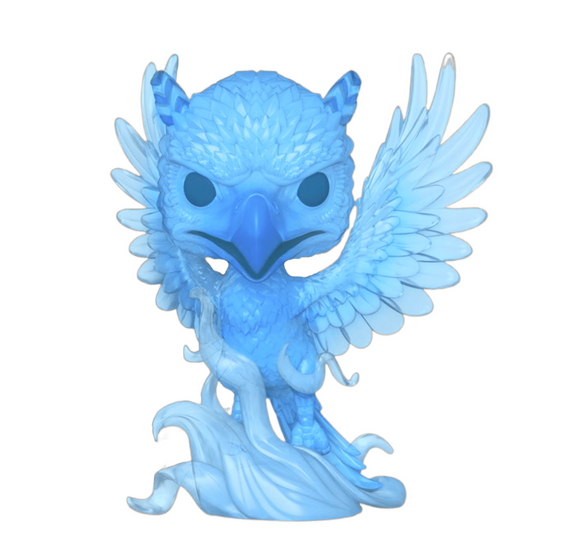 Harry Potter Patronus Dumbledore Pop! (Pre-Venta Aficionados)