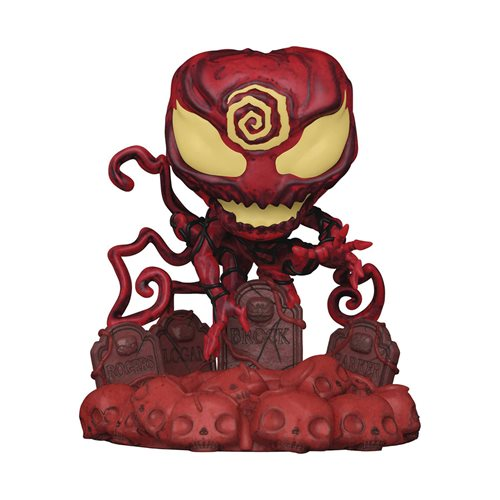 Marvel Heroes Absolute Carnage Deluxe Pop! Vinyl Figure - Previews Exclusive (Sticker PX)