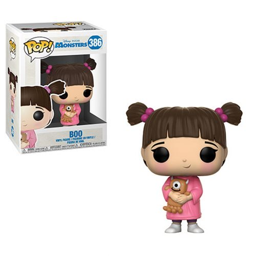 Monsters Inc. Boo Pop! Vinyl Figure (Pre-Venta Aficionados)