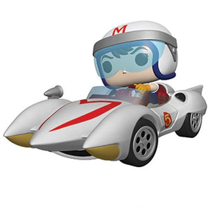 Speed Racer Speed with Mach 5 Pop! Vinyl Vehicle