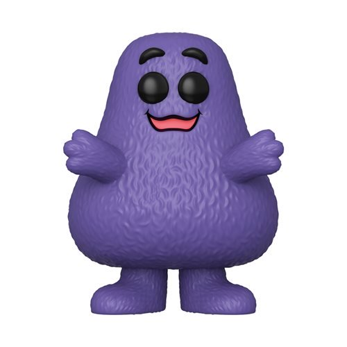 McDonald's Grimace Pop! Vinyl Figure
