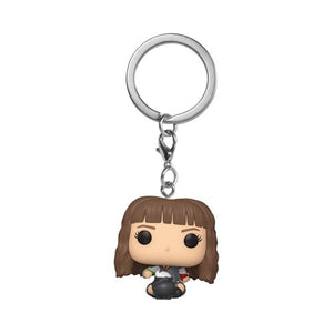 Harry Potter Hermione with Potions Pocket Pop! Key Chain