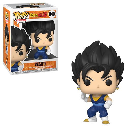 Dragon Ball Z Vegito Pop! (Pre-Orden)