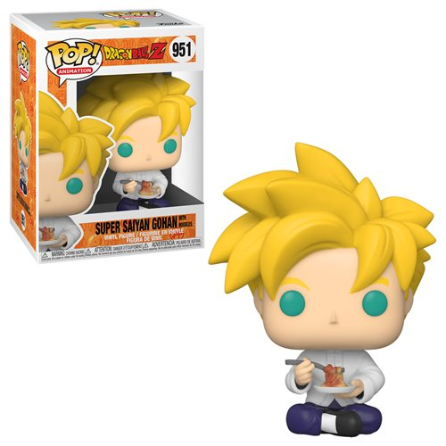 Dragon Ball Z Super Saiyan Gohan Noodles Pop! (Pre-Orden)