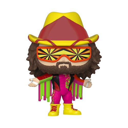 WWE NWSS Macho Man Randy Savage Pop!