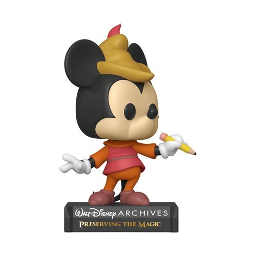 Disney Archives Beanstalk Mickey Pop! Vinyl Figure
