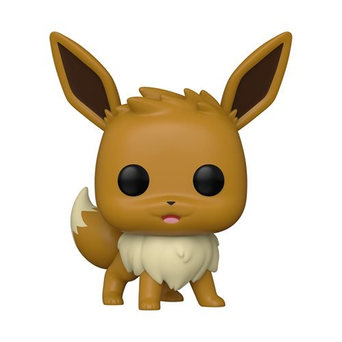 Pokemon Eevee Pop! Vinyl Figure