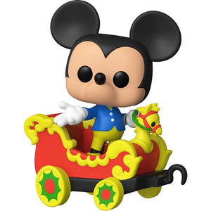 Disneyland Casey Jr. Car 3 with Mickey Pop! Train (Pre-Orden)