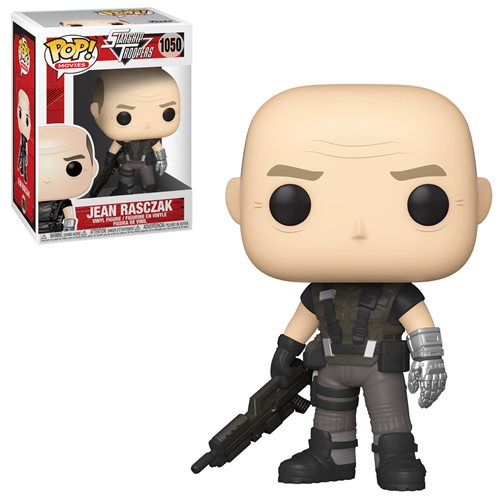 Starship Troopers Jean Rasczak Pop!