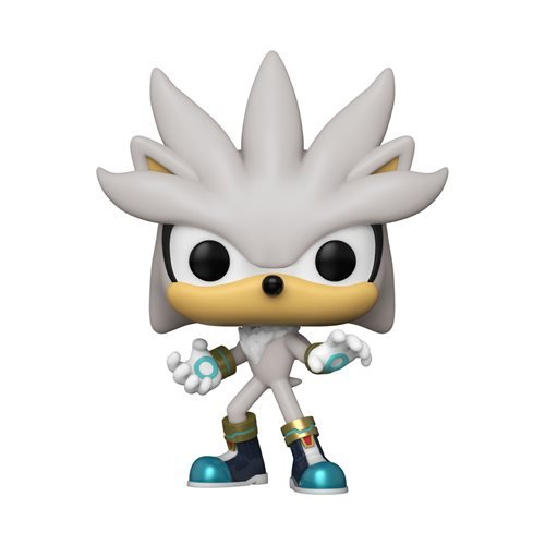 Sonic the Hedgehog 30th Anniversary Silver Pop! (Pre-Orden)