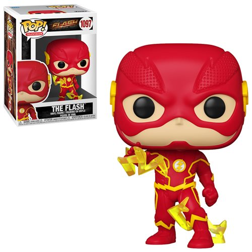 The Flash Pop!  (Pre-Venta Aficionados)