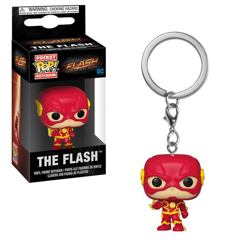 The Flash Pocket Pop! Key Chain (Pre-Orden)