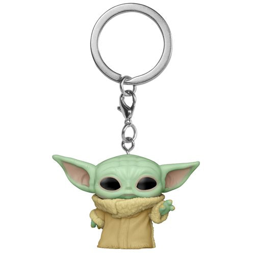 Star Wars: The Mandalorian The Child (Baby Yoda - Grogu) Pocket Pop! Key Chain