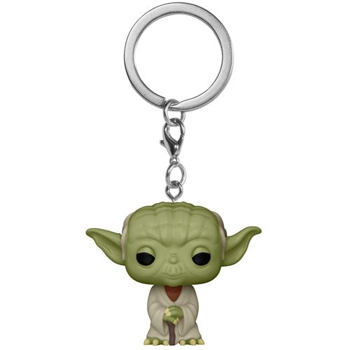 Star Wars Yoda Pocket Pop! Key Chain (Pre-Orden)