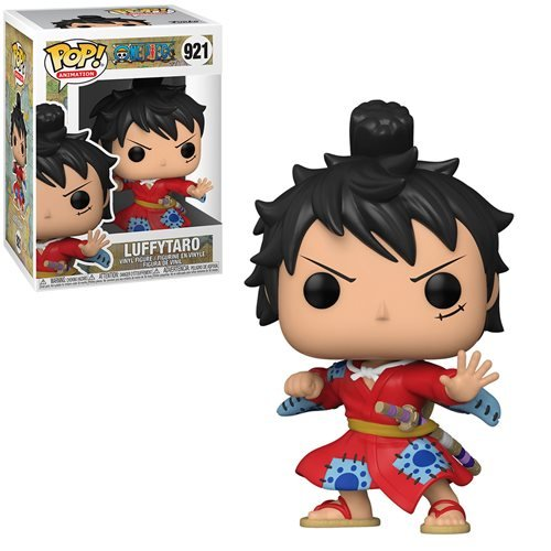 One Piece Luffy in Kimono Pop! Vinyl Figure (Pre-Orden)