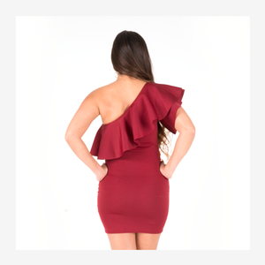 ONE SHOULDER BODYCON