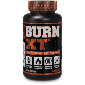 BURN XT Thermogenic Fat Burner | 60 Natural Veggie Diet Pills