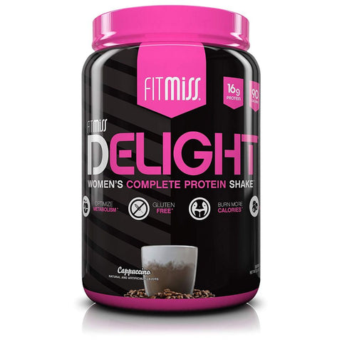 FitMiss Delight Protein Powder - Healthy Nutritional Shake for Women
