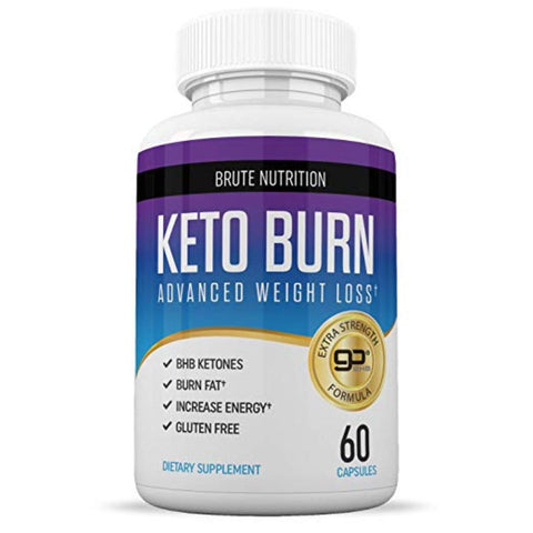 Image of Keto Burn - Best Keto Diet/Weight Loss Supplements to Burn Fat Fast