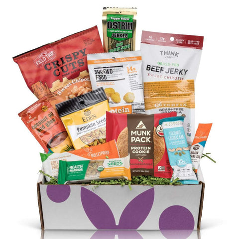 Image of High Protein Snacks Fitness Box