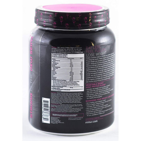 Image of FitMiss Delight Protein Powder - Healthy Nutritional Shake for Women