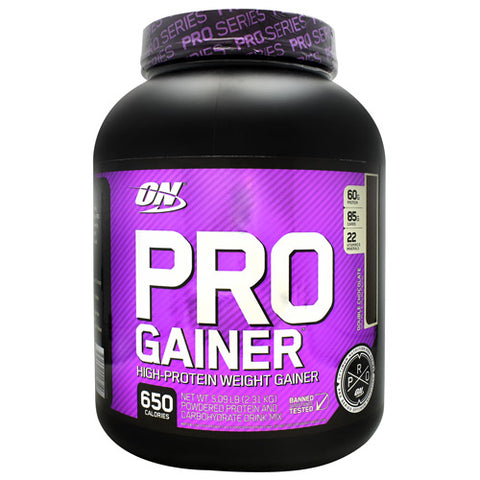 Optimum Nutrition Pro Series Pro Gainer Banana Cream Pie