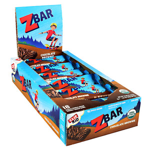Clif Bar Kid ZBar Chocolate Brownie