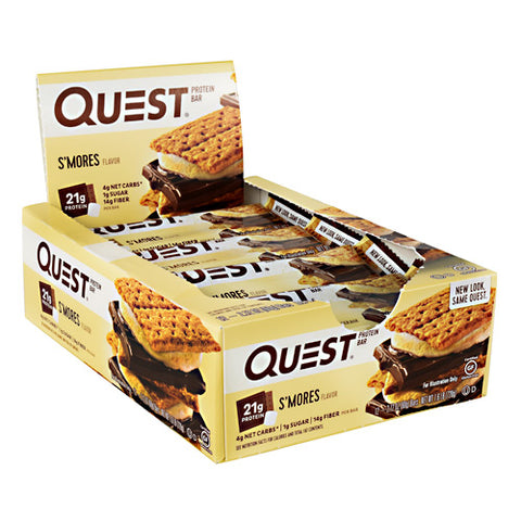 Quest Nutrition Quest Protein Bar Maple Waffle
