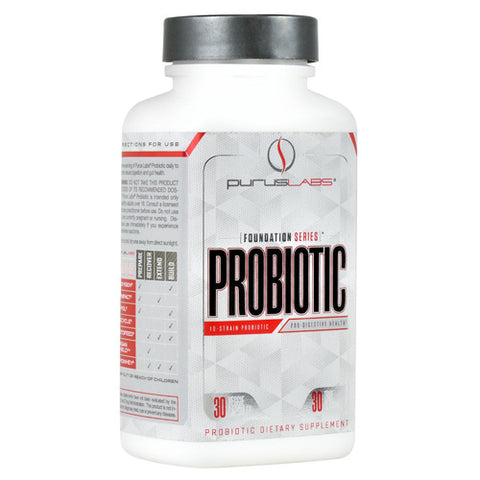 Purus Labs Foundation Series Probiotic