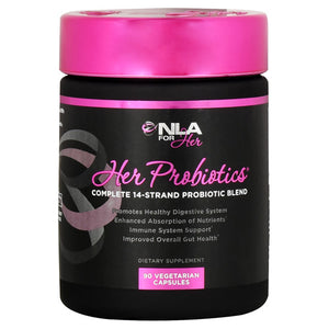 NLA For Her Her Probiotic