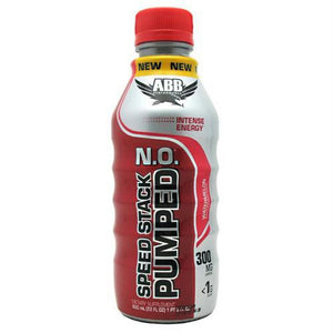 ABB Speed Stack Pumped N.O. Watermelon - Watermelon / 12 ea - Drinks