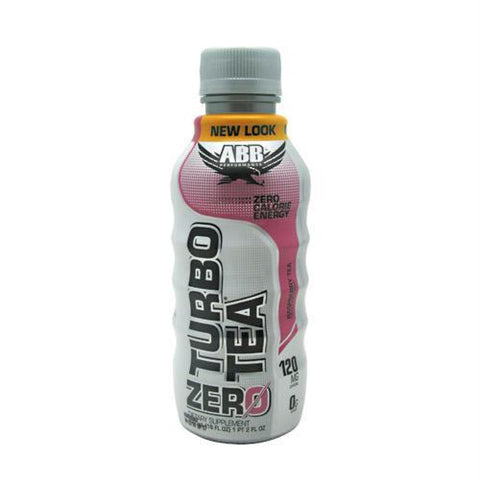 ABB Turbo Tea Zero Raspberry Tea - Raspberry Tea / 12 ea - Drinks