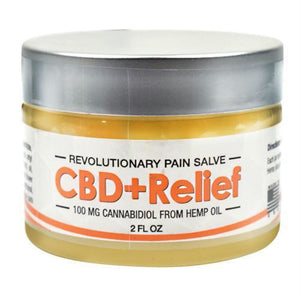 Axis Labs CBD+Relief - 2 fl oz - Supplements