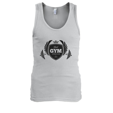 Image of Best Gym Tank - Ash / S - Tank Tops