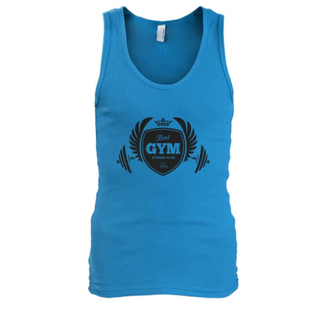 Image of Best Gym Tank - Sapphire / S - Tank Tops