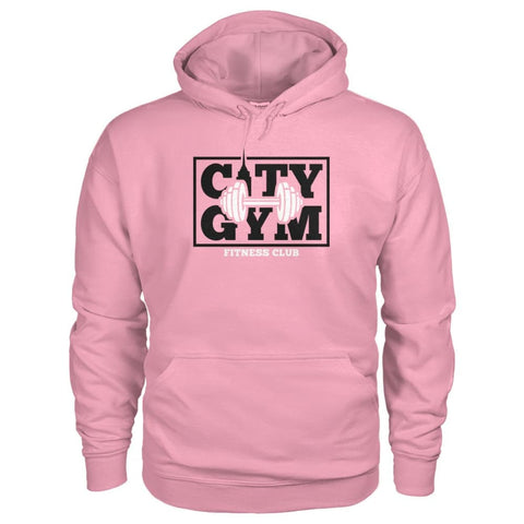 City Gym Hoodie - Purple / S - Hoodies