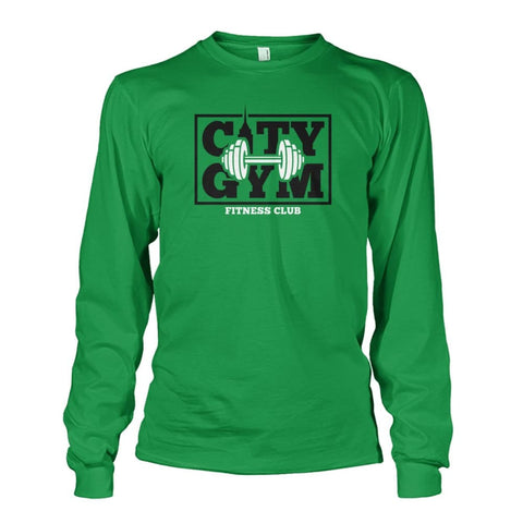 Image of City Gym Long Sleeve - Irish Green / S - Long Sleeves