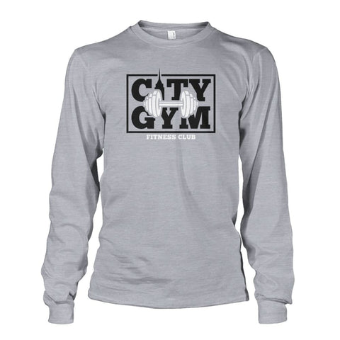 Image of City Gym Long Sleeve - Sports Grey / S - Long Sleeves
