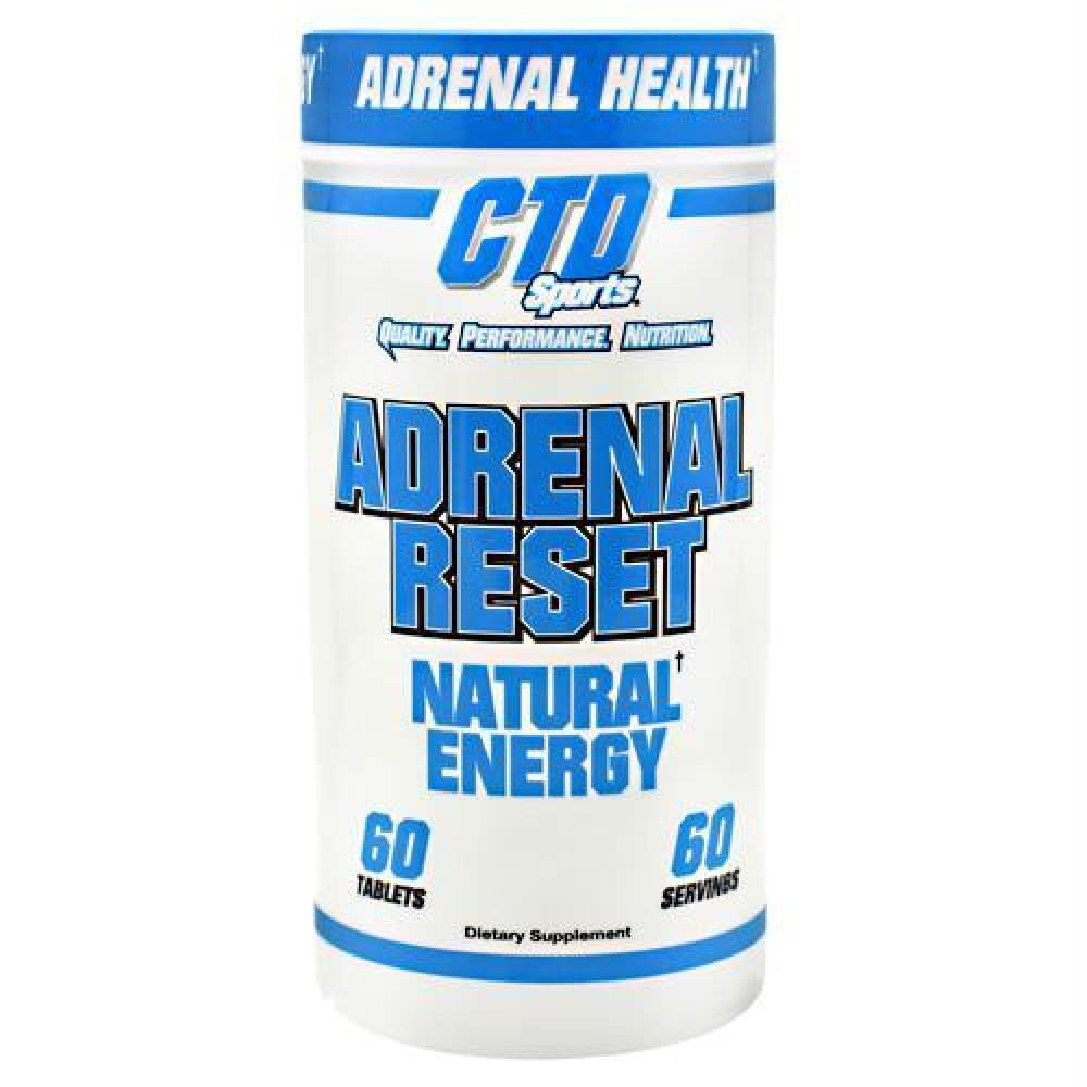CTD Labs Adrenal Reset - 60 ea - Supplements
