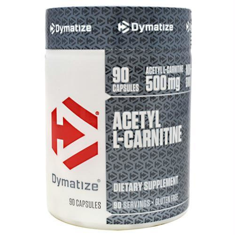Dymatize Acetyl L-Carnitine - Gluten Free - 90 ea - Supplements