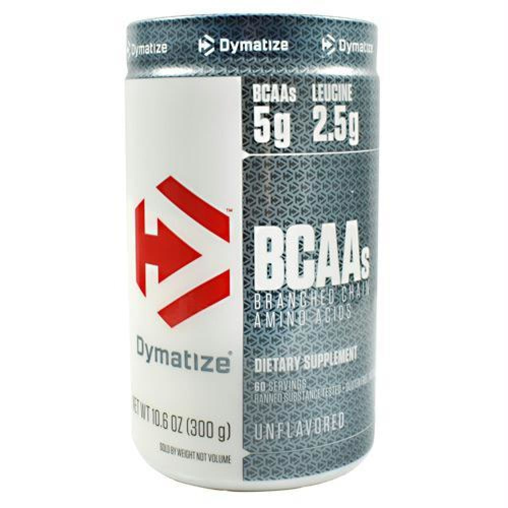 Dymatize BCAA Complex 5050 Blue Rasberry - Unflavored / 300 g - Supplements