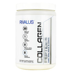 Rivalus Collagen Peptides Unflavored - Gluten Free